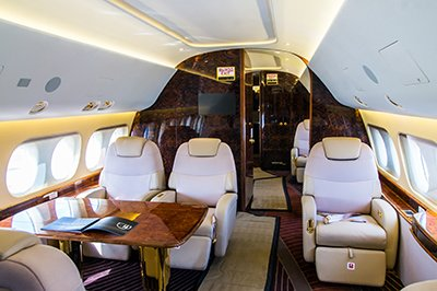Gulfstream Private Small Jet