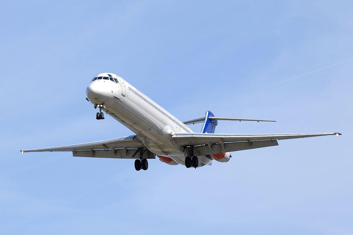 Bombadier CRJ 1000 Flight