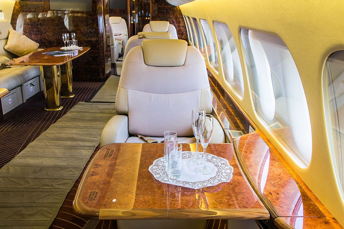 Bombardier Challenger 600 Series Jets