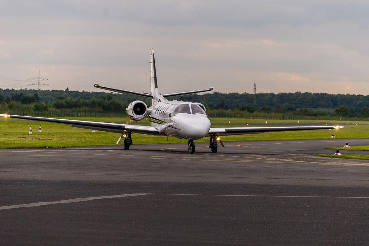 Citation CJ1 CJ2 Jets