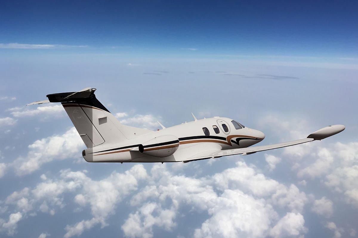 Eclipse 500 Jet