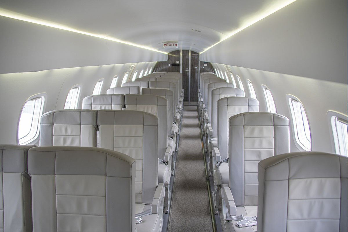 Embraer EMB-120 Brasilia Jet
