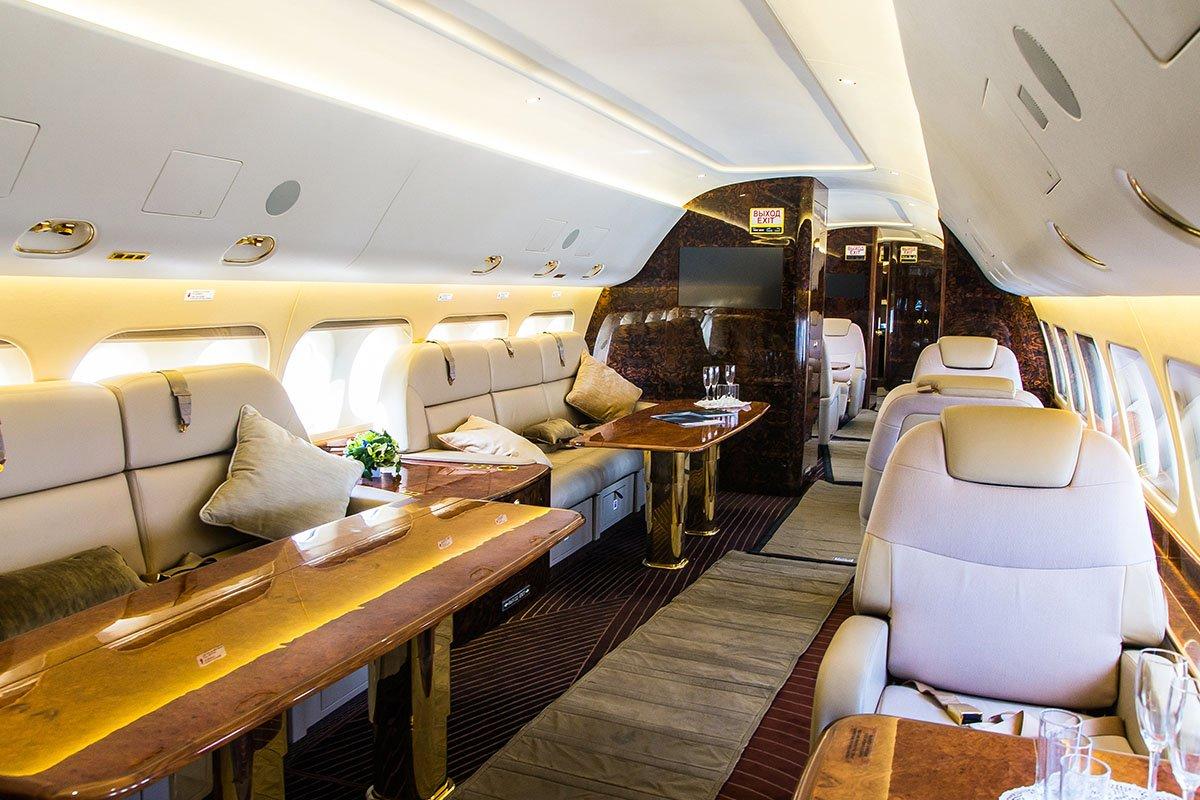 Private Jet Flights