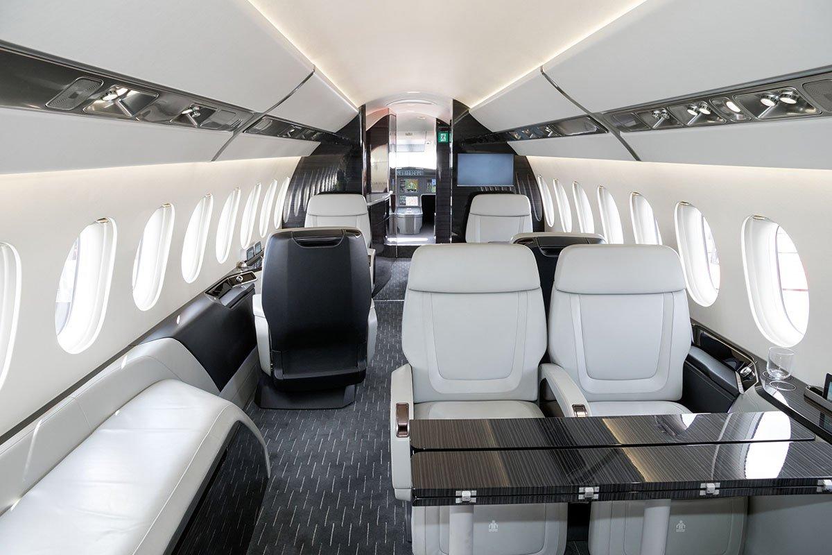 Gulfstream G650-ER Jets