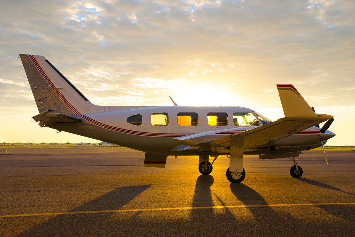 Piper Seneca-III IV Jet