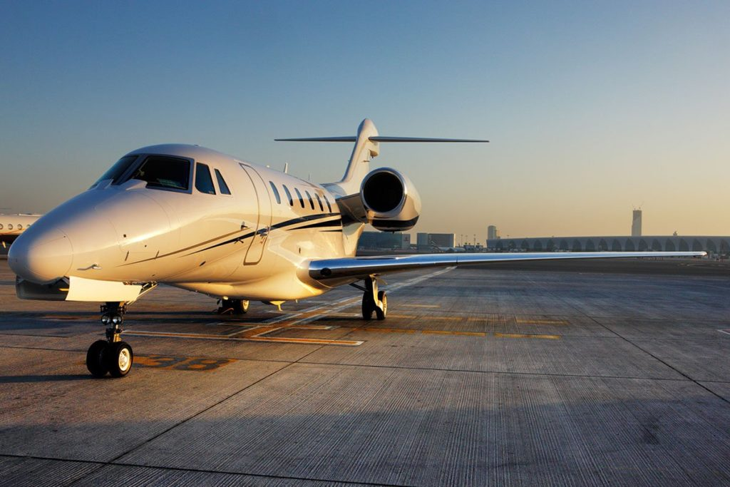 Charter Jet Cost